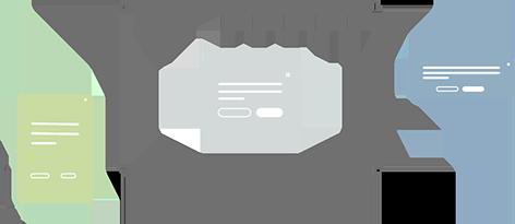 Web push agreement form