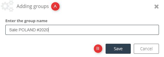 addinggroups